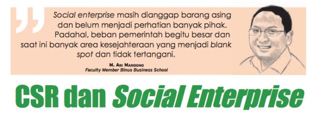 CSR and SE